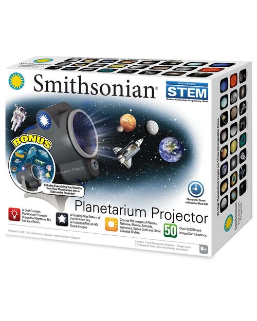 Smithsonian Planetarium Projector View Product Image