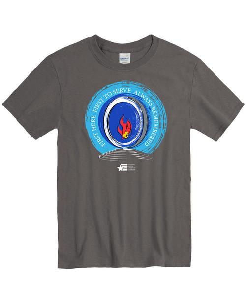 Native American Veterans Memorial T-Shirt View Product Image