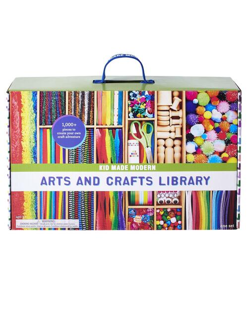 Kid Made Modern Arts and Crafts Library View Product Image