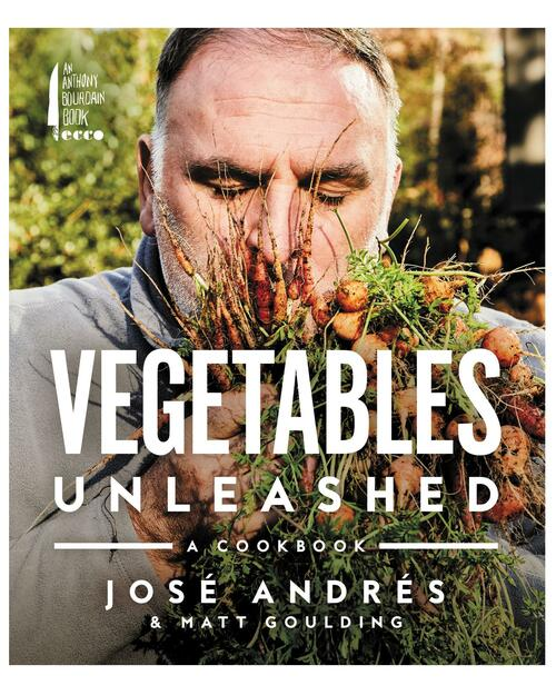 Vegetables Unleashed - A Cookbook View Product Image