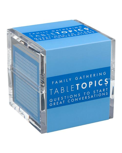 TableTopics® Family Gathering View Product Image