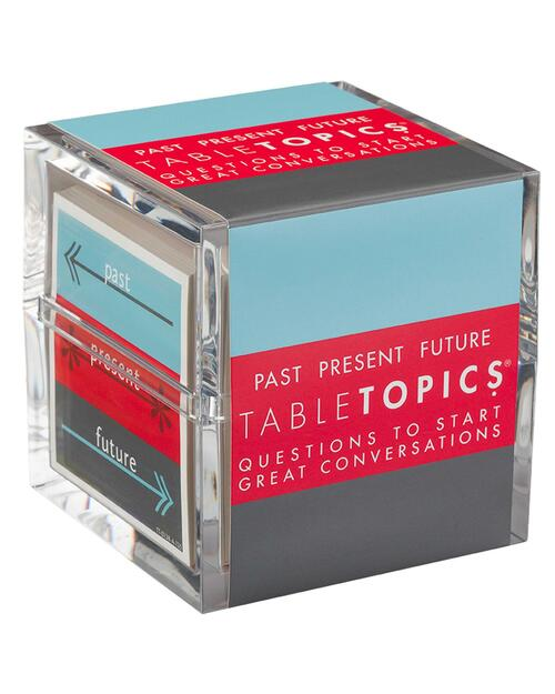 TableTopics® Past Present Future View Product Image