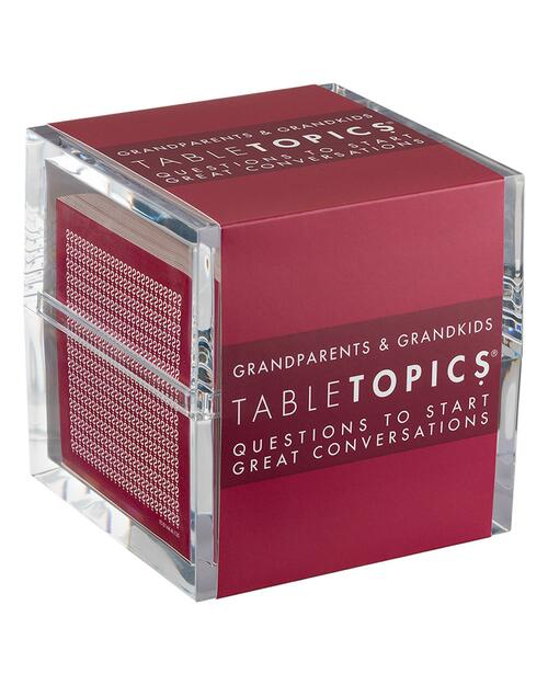 TableTopics® Grandparents & Grandkids View Product Image