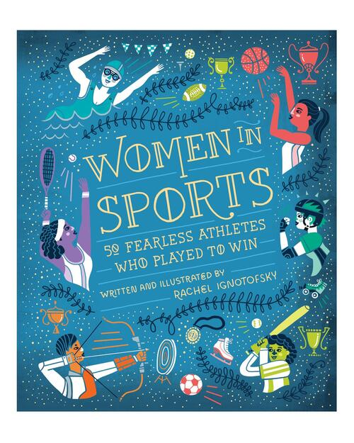 Women in Sports View Product Image