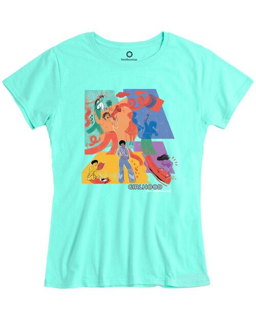 Girlhood Ladies T-Shirt View Product Image