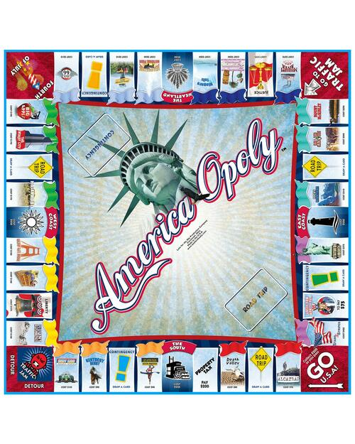 America-Opoly View Product Image