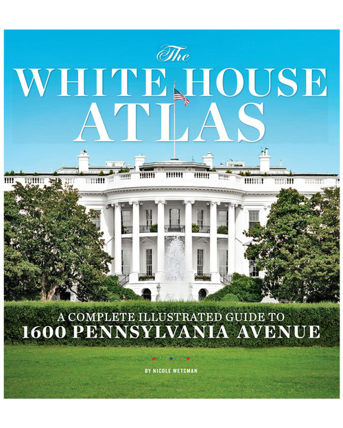 The White House Atlas View Product Image