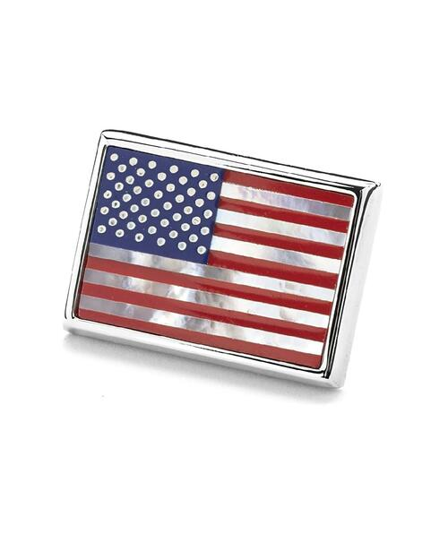 American Flag Pin View Product Image
