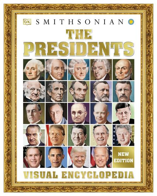 The Presidents Visual Encyclopedia View Product Image