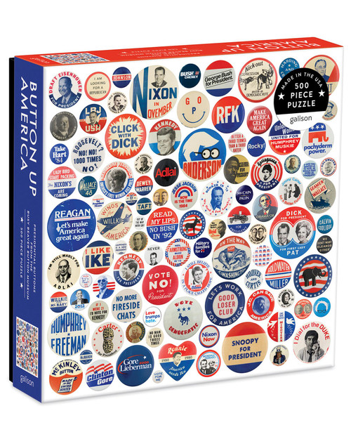 Button Up America Puzzle View Product Image
