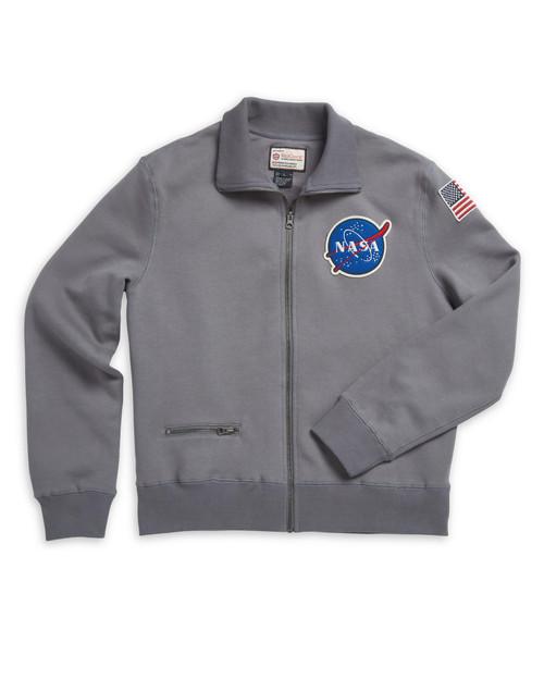 Men's NASA Rocket Scientist Full-Zip Sweatshirt View Product Image