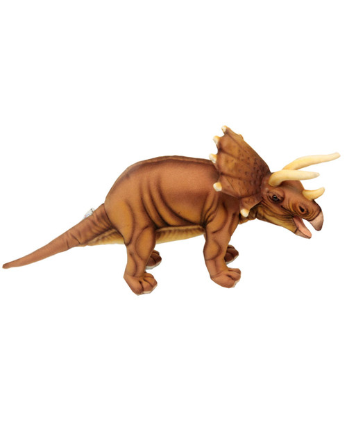 Plush Triceratops View Product Image