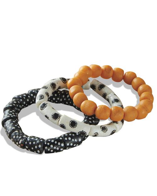 Ghanaian Modern Times Bracelet Set View Product Image