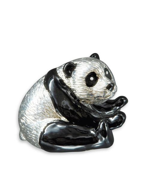 Panda Pin View Product Image