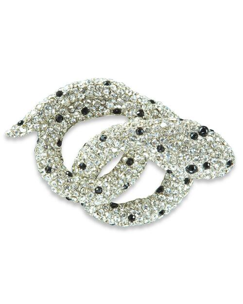Coiled Snake Pin View Product Image