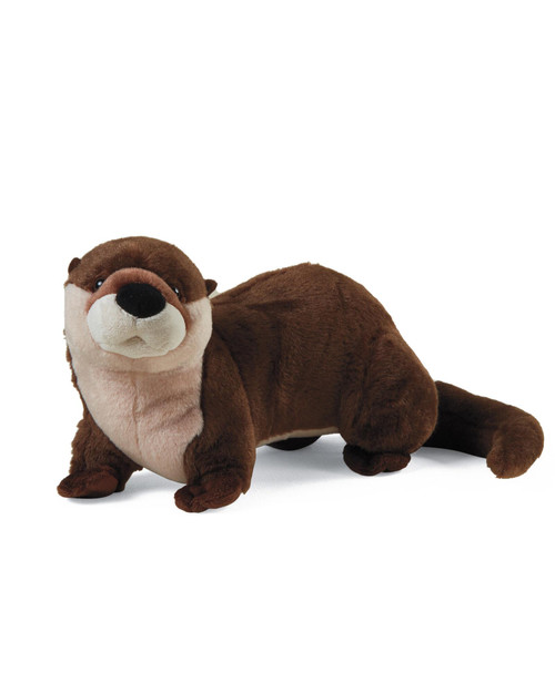 15-Inch Plush River Otter View Product Image