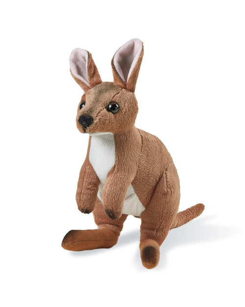 13-Inch Plush Wallaby View Product Image