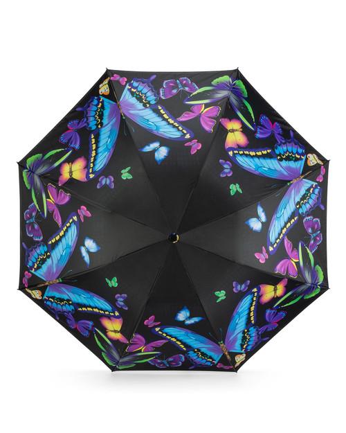 Moonlight Butterflies Umbrella View Product Image