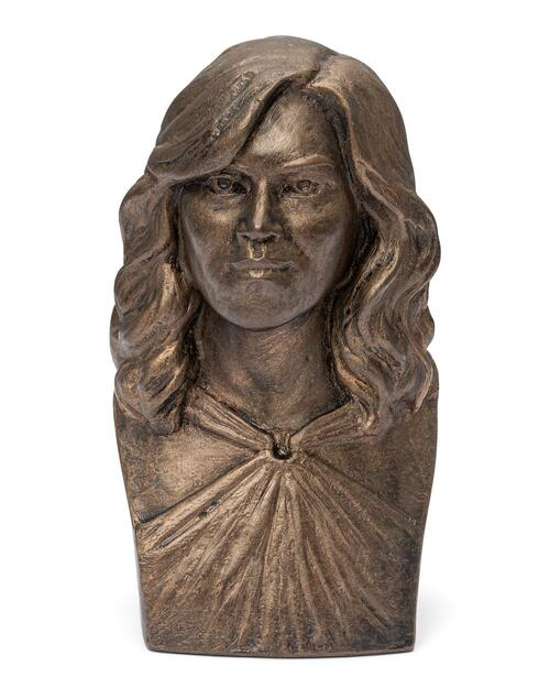 Michelle Obama Bronze-Tone Bust View Product Image