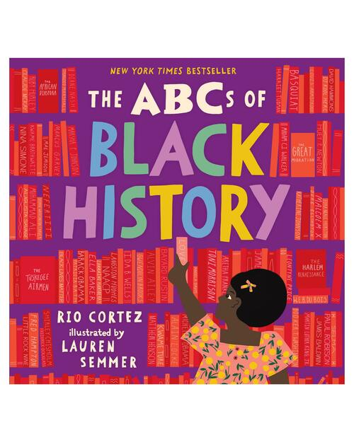 The ABCs of Black History View Product Image