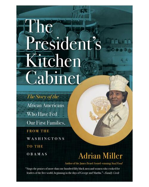 The President's Kitchen Cabinet View Product Image
