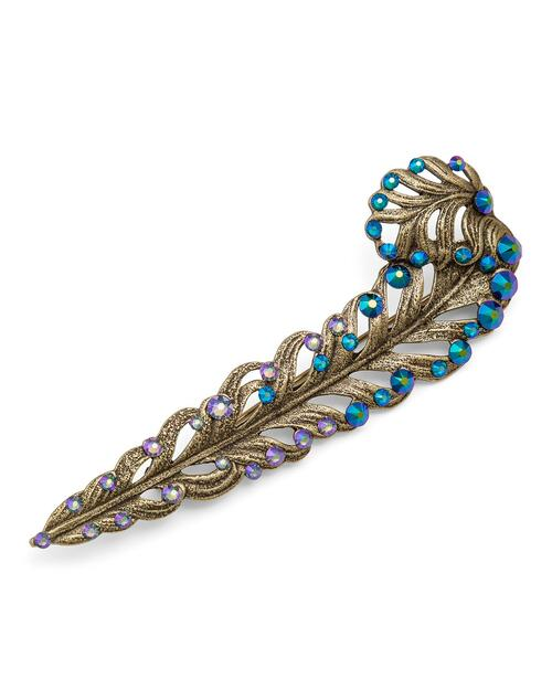 Scarabeus Feather Pin View Product Image