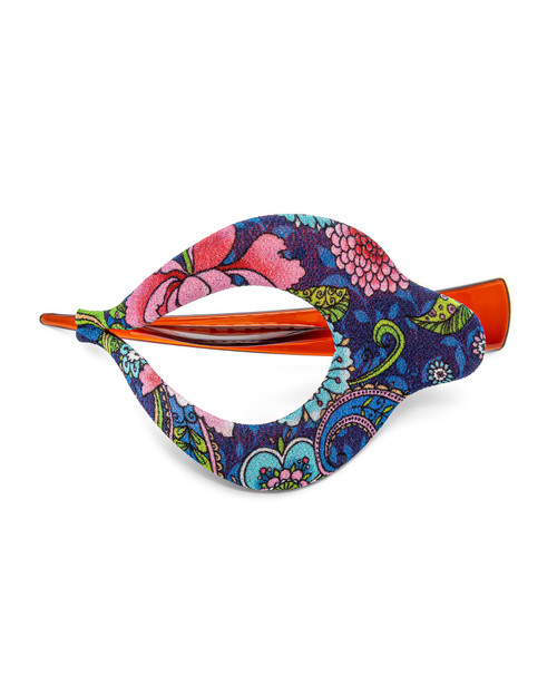 Large Kimono Hair Clip View Product Image