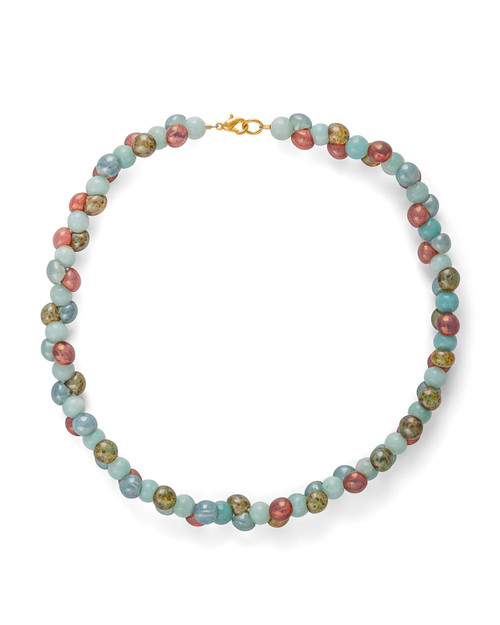 Czech Beads Necklace View Product Image