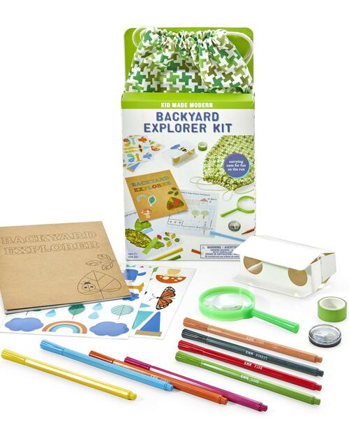 Kid Made Modern Backyard Explorer Kit View Product Image