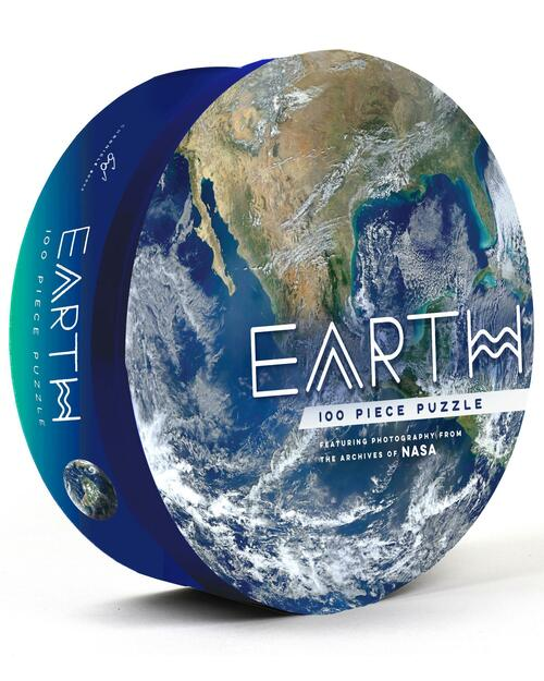 Earth Puzzle View Product Image