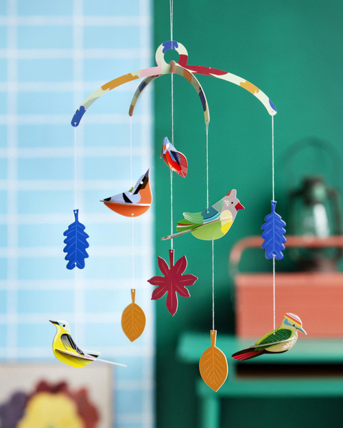 Garden Birds Mobile View Product Image