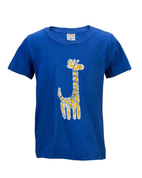 Giraffe Kids T-Shirt View Product Image