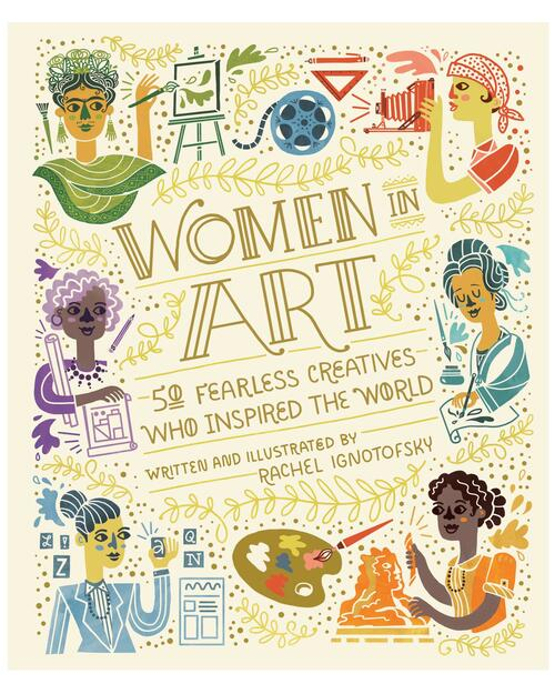 Women in Art View Product Image