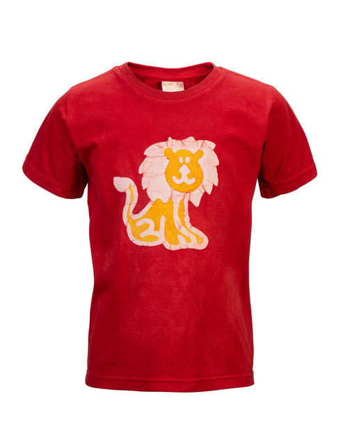 Lion Kids T-Shirt View Product Image