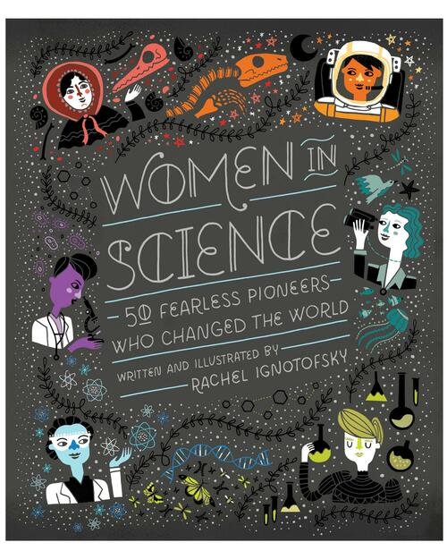 Women in Science View Product Image