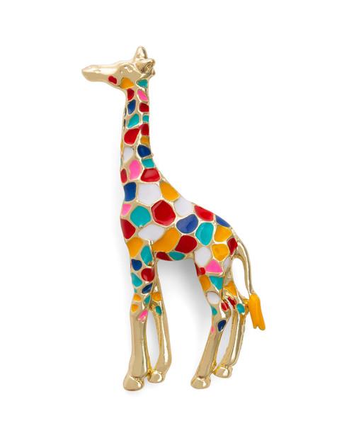 Giraffe Pin View Product Image