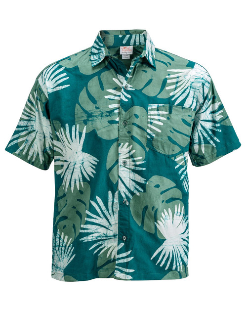 Men's Evergreen Button-Down Shirt View Product Image