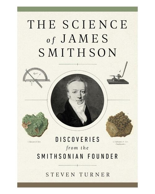 The Science of James Smithson View Product Image