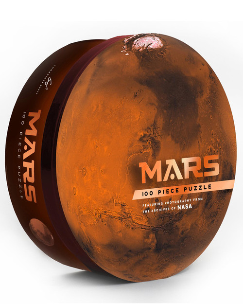 Mars Puzzle View Product Image
