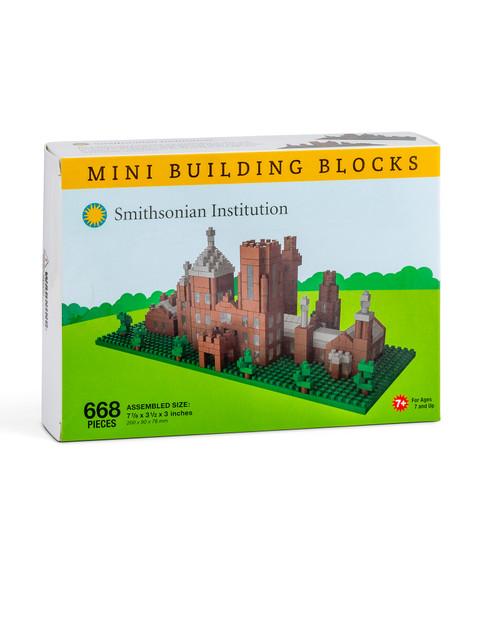 Smithsonian Castle Mini Building Blocks Kit View Product Image