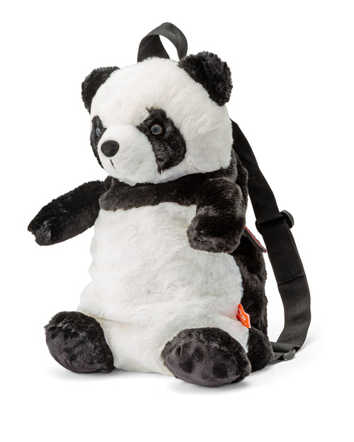 Plush Panda Backpack View Product Image