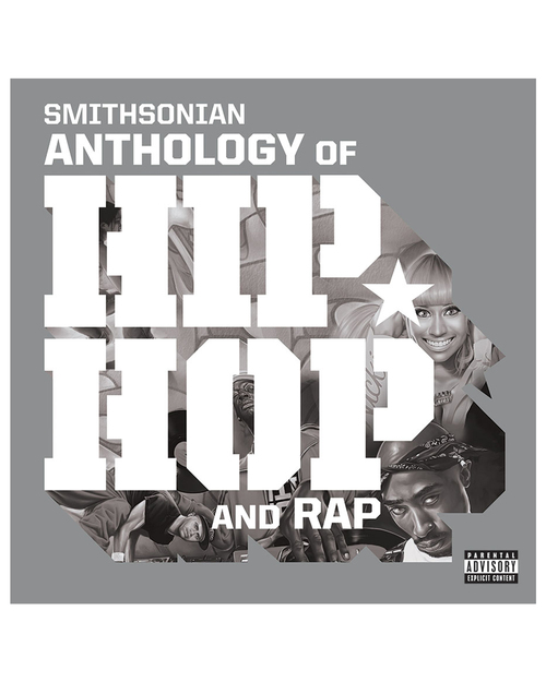 Smithsonian Anthology of Hip-Hop and Rap View Product Image