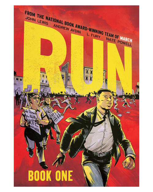Run: Book One View Product Image