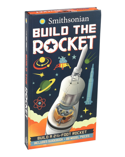 Smithsonian Build the Rocket View Product Image