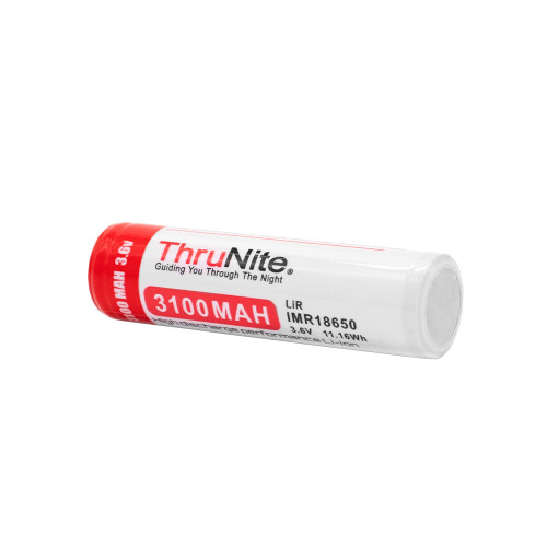 THRUNITE IMR 18650 3100mAh Battery (US Only)