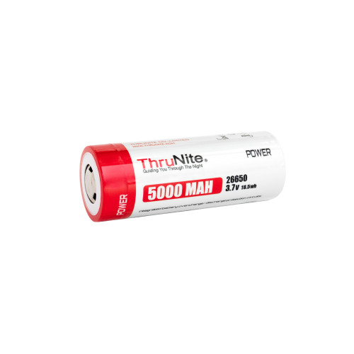 THRUNITE 26650 5000mAh Battery (US Only)