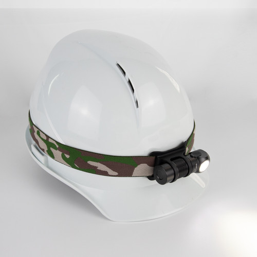 H01 Black Headlamp