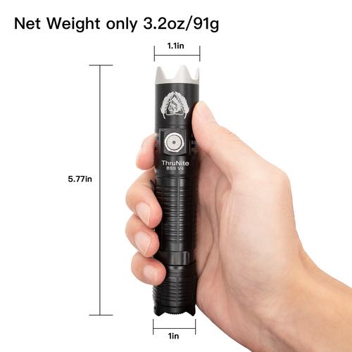 Bundle Sale - BSS V4 Black + 1*IMR 18650 Battery