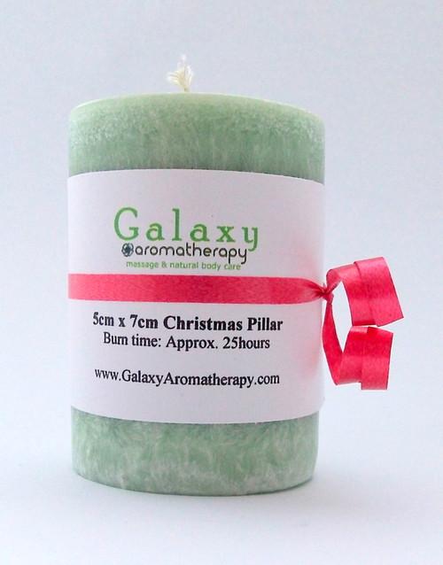 Christmas Pillar