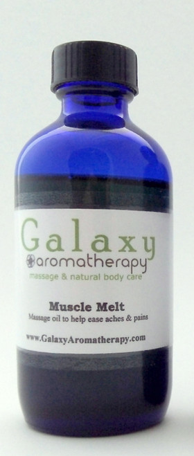 Muscle Melt Massage Oil